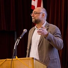 Dr. Amir Hussein (Professor of Theology, LMU), Keynote Speaker at Marymount's Annual Interfaith Assembly