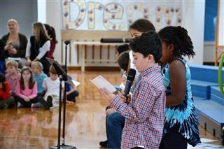 Country School Honors Martin Luther King, Jr. Memory