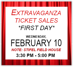 Extravaganza Tickets - First Day