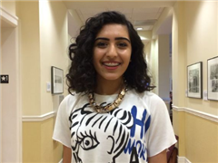 Noor Samee (photo courtesy of Richmond Times-Dispatch)