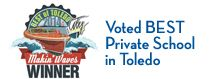 Voted BEST Private School