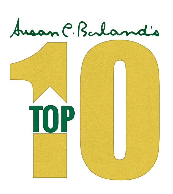 Have you read our Head of School's Top 10 yet?