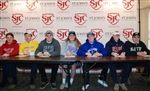 Lacrosse Players Commit to College Athletics