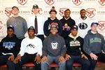 National Signing Day at St. John's