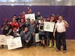 Wrestling Racks Up Championships