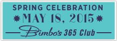 Homepage Link to Spring Celebration