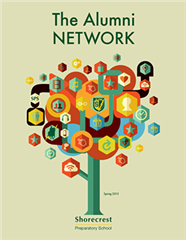 Alumni Network, April 2015