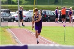 Junior William Stout wins TSSAA Div I-A/AA decathlon