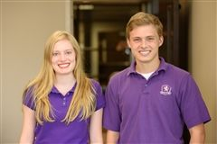 Seniors Josh Betts and Jacqueline Meystedt have been named National Merit Semifinalists.