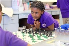 The CPA chess team competed in the Ron Seaney Memorial Scholastic Tournament at Percy Priest Elementary School last week.